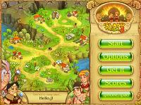Игра Островное племя 3