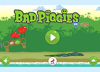 Игра Bad Piggies