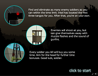 Игра Counter-Snipe