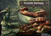 Игра Flower Defense