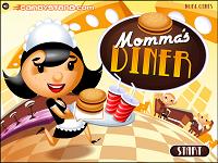 Игра Momma's Diner