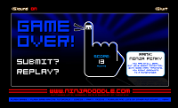 Игра Ninja Glove