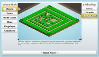 Игра Pixelshocks' Tower Defence II