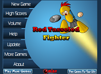 Игра Red Tassled Fighter