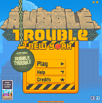 Игра Rubble Trouble