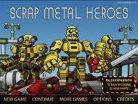 Игра Scrap Metal Heroes