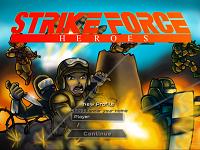 Игра Strike Force Heroes