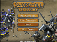 Игра Swordfall Kingdoms