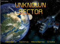 Игра Unknown Sector