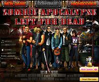 Zombie Apocalypse игра
