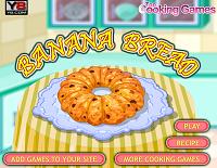 Игра Банановый хлеб