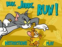 Игра Беги, Джерри, беги!