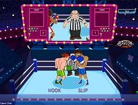Игра бокс на ринге