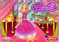 игра Вечеринка с Барби