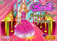 Игра Вечеринка у Барби