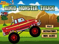игра Вождение грузовика