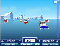 Игра Гонка на лодках