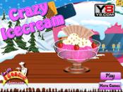 Игра Готовим мороженное