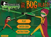 Игра Гроссолоджи большая стрельба по жукам