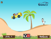 игра Дора исследует остров