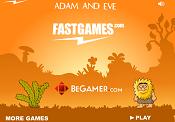 Игра Ева и Адам