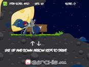 игра Злые птицы bike
