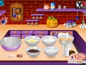 Игра Кексы на Хэллоуин