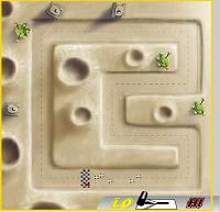 Игра Классические гонки