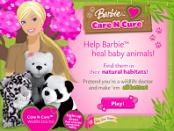 Игра Лечебница Барби