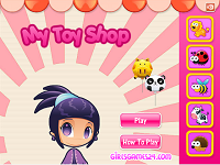 Игра Мой магазин игрушек