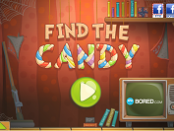 Игра Найди конфету