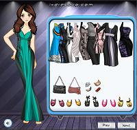 игра Наряди модницу