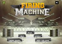 Игра Огненный танк