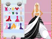Игра Одевалки Барби 2