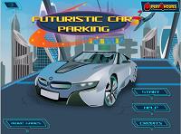 Игра Парковка будущего