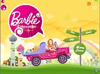 Игра Перевозка Барби