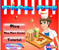 Игра Попкорн Бута