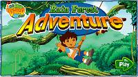 Игра Приключения Диего в лесу