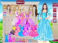 Игра Принцесса Барби