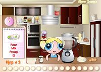 Игра Рецепты приготовления
