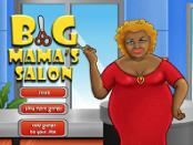 Игра Салон Большой Мамы