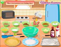 Игра Сладкий пирог Картофель