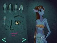 Игра Создай и одень аватара