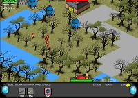 Игра Стратегия обороны