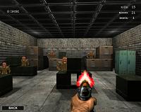 Игра Тир - стрельба из пистолета