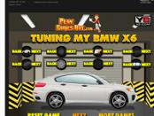 игра Тюнинг bmw x6