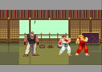 Игра Уличный боец