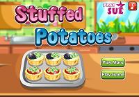 Игра Фаршированный картофель
