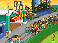 Игра Хот-доги для стадиона