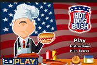 Игра Хот-дог Буша